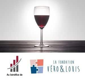 Bénéfice profit de la Fondation Véro & Louis